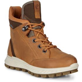 ECCO Exostrike Boots Boys amber